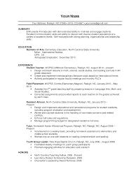 4th Grade Teacher Resume Free Editable Teacher Resume Templates At Allbusinesstemplates Com