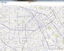bing updates their new map style  mapsysinfo mapsysinfo