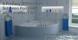 porcelain tile vs ceramic tile how to tell 5 primary differences between ceramic and porcelain tiles porcelain tile vs ceramic