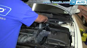 how to install replace upper engine mount 1999 07 volvo v70