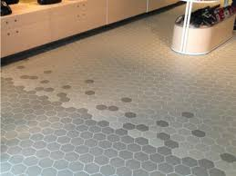 best large hexagon floor tile