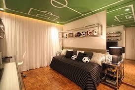 Boyu0027s Soccer Modern Bedroom