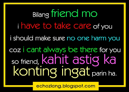 Tagalog Quotes About Friendship Enchanting Tagalog Quotes About Friendship Inspiration Friendship Quotes