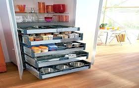 elegant pull out cabinet organizer sliding shelves for kitchen cabinets design organizers