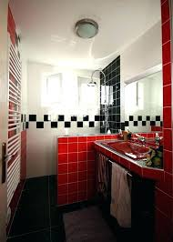 red black and gray bathroom red and gray bathroom sets creative design grey black white top
