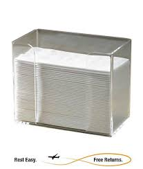 hoffmaster 710000 acrylic guest towel holder hoffmaster 710000 clear acrylic guest towel holder hoffmaster 710000 acrylic dinner napkin holder countertop