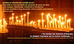 Bonne Anne Bonne Année 2019 Citation Amour