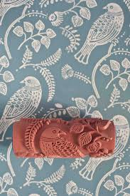 Description. These patterned paint rollers ...