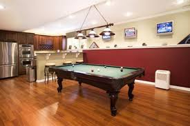 Contemporary Game Room Cool Basement Ideas Kids Kitchens Tierra