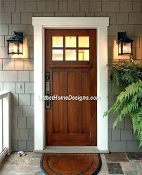 wood entry doors with glass front door panels windows wooden side sterling and mahogany wood front entry door