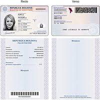 Card Identity - Wikipedia Moldovan