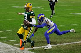Rodgers, Packers beat Rams 32-18 to ...