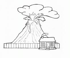 Login to add to favorites. Printable Volcano Coloring Pages Coloring Home