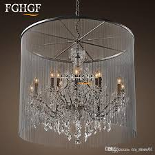 modern vintage crystal chandelier lighting rustic candle chandeliers pendant hanging light for home hotel and restaurant decor drum shade chandelier kids