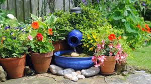 homemade water feature ideas you can