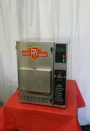 details about perfect fry countertop ventless hoodless commercial deep oil fryer