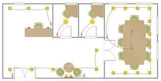 Lighting Scheme Lighting Scheme Window Casement Wall Suspended Light Single Pole Switch