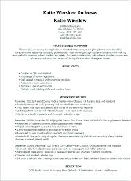 Sample Pta Resume Magnificent Patient Care Assistant Resume Resume Pro