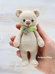 Easy Crochet Teddy Bear Pattern Best Decorating Ideas