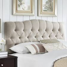 panel headboard king. Modren Panel Cleveland Upholstered Panel Headboard Upholstery King Size And Three Posts  Reviews Wayfair  Inside A