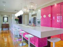 Pink Kitchen Kitchen 22 Charming Design Of Contemporaneous Pink Kitchen
