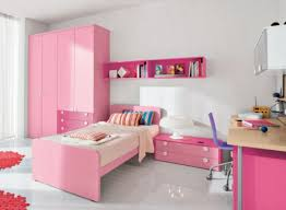 Small Picture Stylish Girls Pink Bedrooms Ideas
