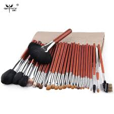 Anmor Luxuriant Makeup Brushes Set Make Up Brushes With Brush Bag  Professional Makeup Tools Q 01 Cheap Makeup Online Concealer Brush From  Global_top, ...