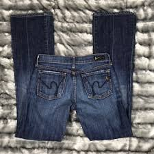 Citizens Of Humanity Kelly 001 Stretch Size 24