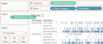 Build A Gantt Chart Tableau