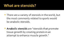 steroids in sports