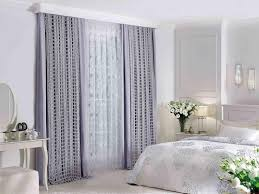 Bedroom Unique Sheer Curtains