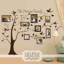 family tree wall decal wall decor
