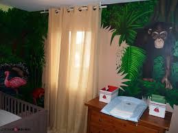 Decoration Chambre Bebe Jungle Maison Design Bahbe Com
