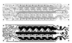 600 watt mosfet power amplifier pcb circuit wiring diagrams pcb layout design 600 watt mosfet power amplifier
