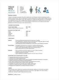 Healthcare Resume Template Classy Medical Assistant Description For Resume Medical Assistant Duties