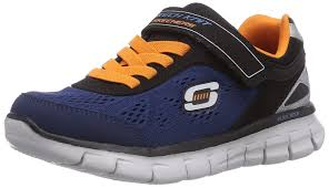 sketchers boys shoes. skechers synergy power rush boys\u0027 indoor court shoes black bknv,skechers gobionic s flip sketchers boys