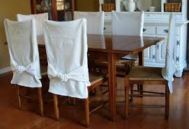 how to diy slipcovers for dining room chairs make your own simple dining chair