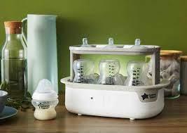 Top 6+ Máy tiệt trùng bình sữa & sấy khô nào tốt nhất (2021)
