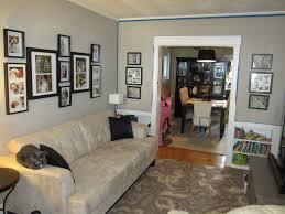 Living Room Feature Wall Living Room Feature Wall The Elm Life