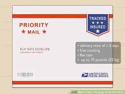 How To Ship A Package At The Post Office 11 Steps With