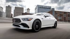 The coupe costs significantly less than the roadster, but we prefer. 2021 Mercedes Amg Gt 43 4 Door Coupe Unveiled Autoblog