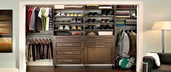 custom closet organizer designs for reach in closets