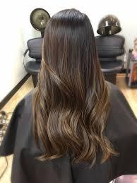 Brown Highlights For Black Hair Asian