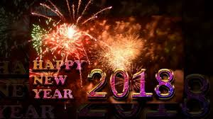 wallpaper happy new year 2018 image