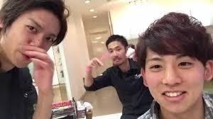 メンズツーブロックマッシュで3代目風 Japanese Beautician Hair