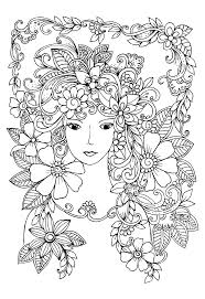 Add color to pictures of your favorite animals, interesting objects, yummy food, fun activities, vacation spots, beautiful flowers, conservation subjects and much more. Complex Coloring Pages For 10 To 12 Year Old Girls Print Them For Free