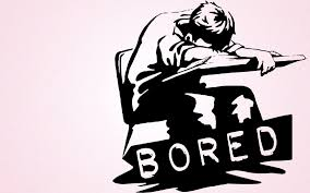 what s the connection between social media and boredom