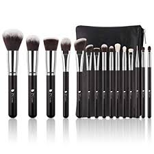 DUcare Makeup Brushes 15 Piece Makeup Brushes ... - Amazon.com