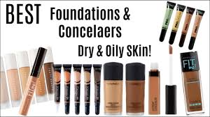 best affordable foundations concealers for olive to dark skin dry oily skin 2018