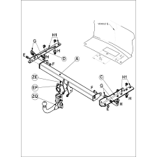 Astonishing saab 9 3 tow bar wiring diagram ideas best image witter g108q detachable swan neck towbar 2008 on vauxhall insignia and 2010 2012 saab 9 5 p7323